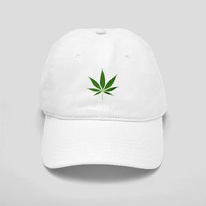 Pot Leaf Baseball Cap