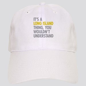 Long Island NY Thing Cap