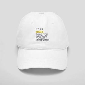 Its An Alpaca Thing Cap