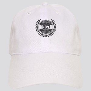 Vintage 1967 Aged To Perfection Baseball Cap