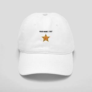 Deputy Sheriff Badge (Custom) Baseball Cap