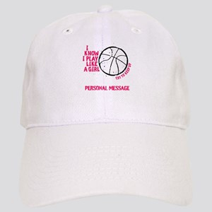 Personalized Basketball Girl Cap