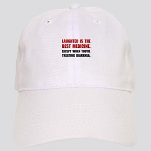 Laughter Diarrhea Baseball Cap