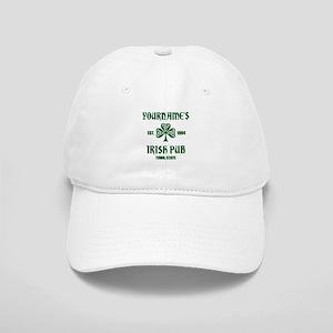 Personalized Irish Pub Baseball Cap