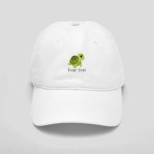 Personalizable Sea Turtle Baseball Cap
