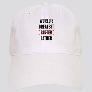 World's Greatest Farter - I Mean Father Baseball C