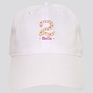 Customized Birdies 2nd Birthday Cap