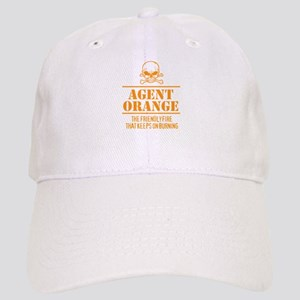 Agent Orange Humor Cap