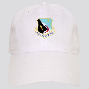 USAF Air Force 412th Test Wing Shield Cap