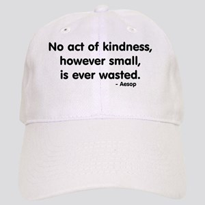kindness-black Cap