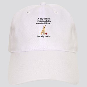 A Day Without Cricket Cap