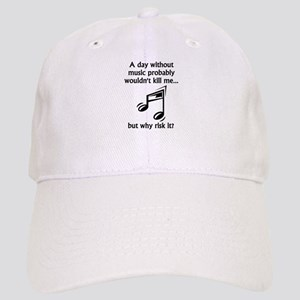 A Day Without Music Cap