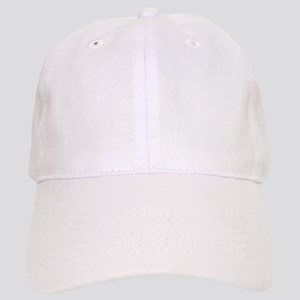 Solid white Baseball Cap