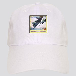 """Flying Fortress Engines Ad"" Cap"