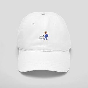 AUTO SERVICE Baseball Cap