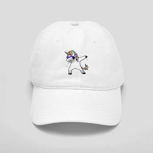 unicorn dabbing Cap
