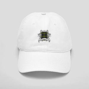 MacLaren Tartan Shield Cap