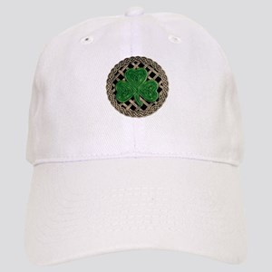 Shamrock And Celtic Knots Baseball Cap