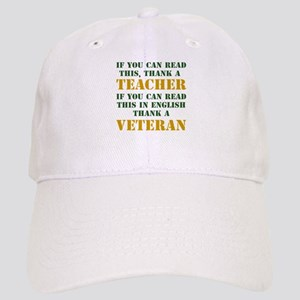 If you can read this thank teacher Cap