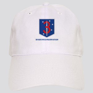 3d Marine Special Operations Bn with Text Cap