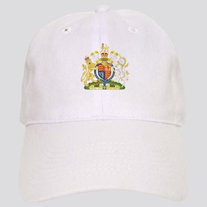 Royal COA of UK Baseball Cap