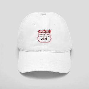 protected by 44 shield Baseball Cap