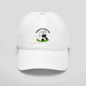 Grandpa Golf Cart Cap