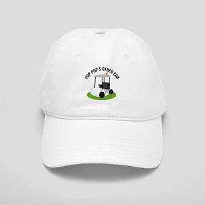 PopPop Golf Cart Cap