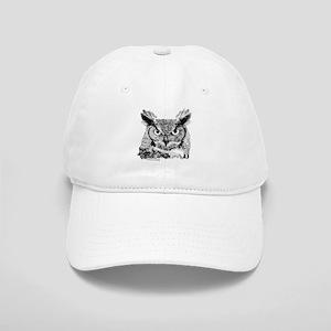 Horned Owl Cap