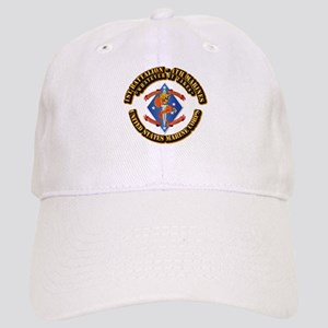 1st Bn - 4th Marines with Text Cap