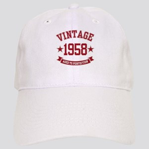 1958 Vintage Aged to Perfection Cap