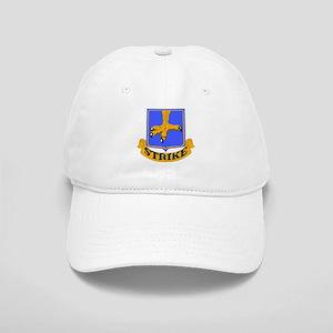DUI - 2nd Bn - 502nd Infantry Regt Cap
