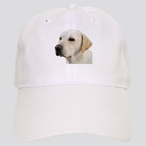 Yellow Lab Head Cap