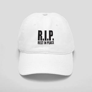 R.I.P. REST IN PEACE Cap