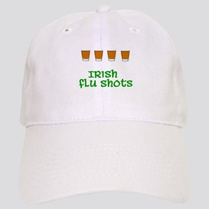 Irish Flu Shots Cap