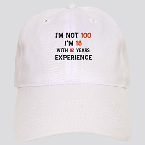 100 year old designs Cap