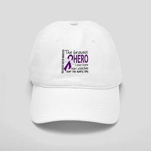 Bravest Hero I Knew Pancreatic Cancer Cap