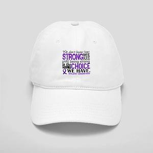 Epilepsy HowStrongWeAre Cap