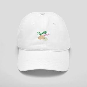 Pierogi Time Baseball Cap
