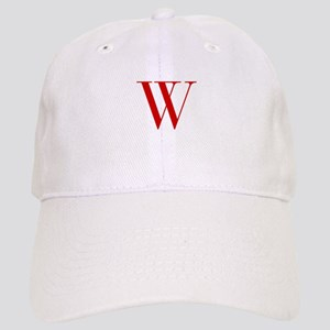 W-bod red2 Baseball Cap