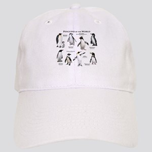 Penguins of the World Cap