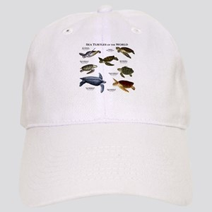 Sea Turtles of the World Cap