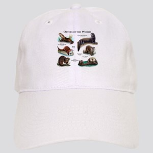 Otters of the World Cap