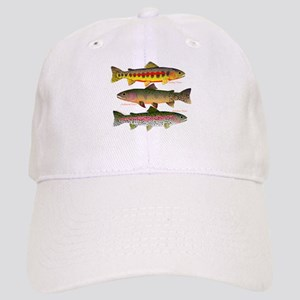 3 Western Trout Baseball Cap