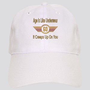 Funny 60th Birthday Cap