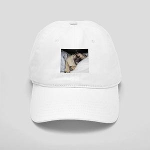 Sleepy Pug Cap