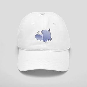 Happy Hippo Baseball Cap