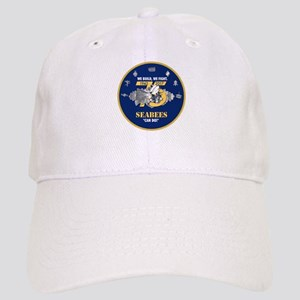 U.S. Navy Seabees 75th Anniversary Cap