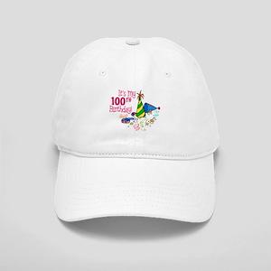 It's My 100th Birthday (Party Hats) Cap