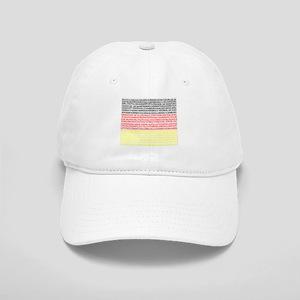 German Cities Flag Pyramid Cap
